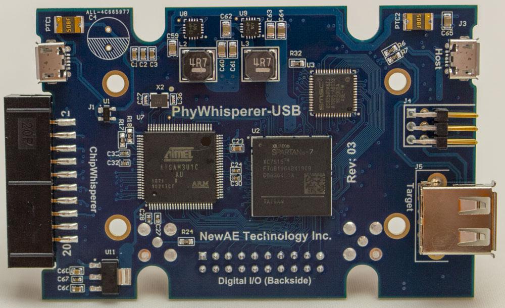 USB Triggering & Hacking – Colin O'Flynn